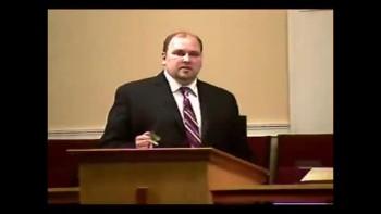 Community Bible Baptist Church 10-24-2010 - Sun PM Preaching