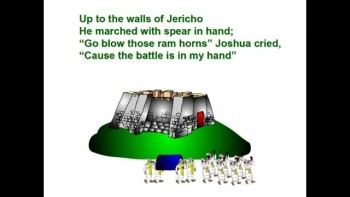 The Battle of Jericho