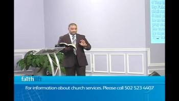 Pastor Glenn Arekion-The Power of Fasting part 1