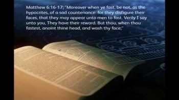 Pastor Glenn Arekion-The Power of Fasting part 2