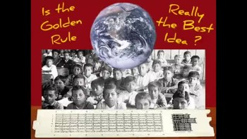 IS THE GOLDEN RULE THE BEST IDEA? ~ www.RichardAberdeen.com