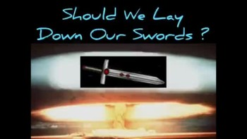 SHOULD WE LAY DOWN OUR SWORDS? ~ www.RichardAberdeen.com