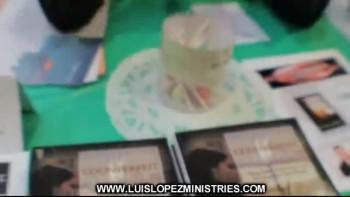 Apostle Luis Lopez Video Book Trailer