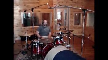 Checking in at Quad Studios in Nashville