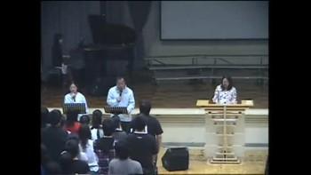 Kei To MongKok Church Sunday Service 2010.10.17 part.3/3
