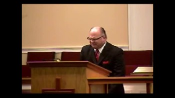 Community Bible Baptist Church 11-7-2010 - Sun AM Preaching