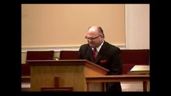 Community Bible Baptist Church 11-7-2010 - Sun AM Preaching