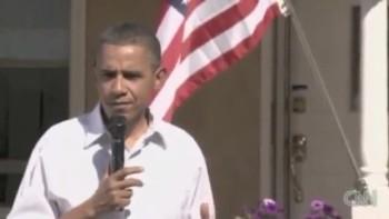 Obama 'I am a Christian by choice'
