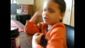 Little Isaiah Sings Praises