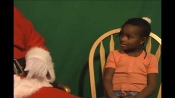 Christmas Santa Claus vs Jesus