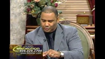 Pastor Glenn Arekion at DAYSTAR with Host: Pastor Brian Adams(TRI-STATE Celebration) part 1