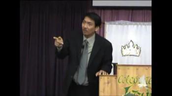Pastor Preaching - October 10, 2010