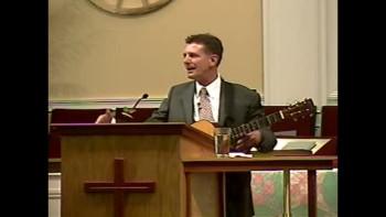 Old-Fashioned Friend Day 11-21-2010 - Sun AM Preaching Community Bible Baptist Church  1of2