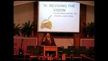 When the Vision Seems Dead