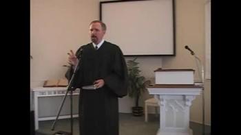 "Sermon: ""A Packed House!"" 11/21/2010 First Presbyterian Church Perkasie PA Richard Scott MacLaren"