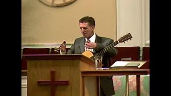 Old-Fashioned Friend Day 11-21-2010 - Sun AM Preaching Community Bible Baptist Church 2of2