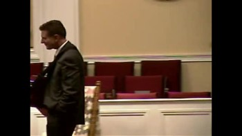 Old-Fashioned Friend Day 11-21-2010 - Sun PM Preaching Community Bible Baptist Church 1of2