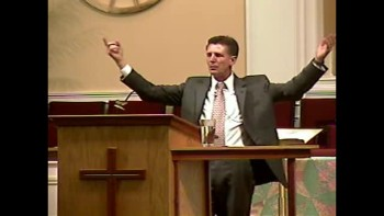 Old-Fashioned Friend Day 11-21-2010 - Sun PM Preaching Community Bible Baptist Church 2of2