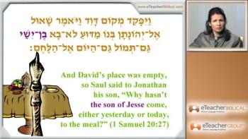 Biblical Hebrew Lesson 16 - The Definite Construct | by eTeacherBiblical