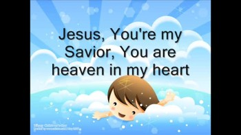 Heaven is in my heart