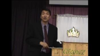 Pastor Preaching - October 24, 2010