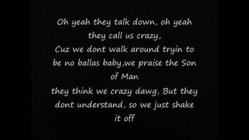 Call Us Crazy ft. Tedashii - Trip Lee with lyrics