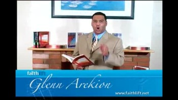 """Pastor Glenn Arekion and the book """"The Blood of Favor"""" part 2"""