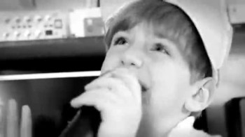 Cute & Inspiring! 7 Year Old Raps the song 'Pray'