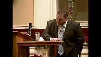 Grace 12-1-2010 - Wed PM Prayer Meeting Community Bible Baptist Church 2of2