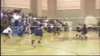 Pac Lutheran vs San Gabriel Girls Volleyball