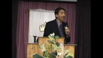 Pastor Preaching - November 07, 2010