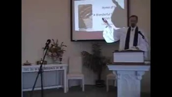 Sunday Worship Service, Pt. 2. 12/05/2010 First Presbyterian Church Perkasie MacLaren