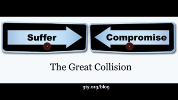 Suffer or Compromise? The Great Collision