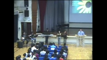 Kei To Mongkok Church Sunday Service 2010.12.05 part1/3