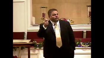 """The Good Samaritan"" - 12-5-2010 - Sun PM Preaching Community Bible Baptist Church 2of2"