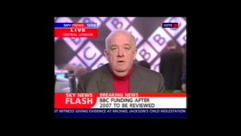 Bishop Reid speaks up on SKY TV
