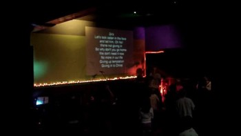 Giving In To Christ - Set Free 12-3-10
