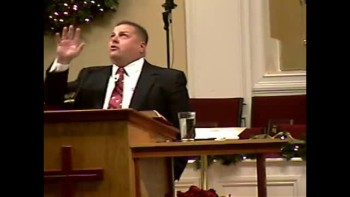 Wed PM Prayer Meeting 12-9-2010 - Community Bible Baptist Church 2of2