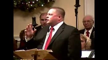 """JOY Has Dawned for Simeon"" 12-12-2010 - Sun AM Preaching  - Community Bible Baptist Church 1of2"