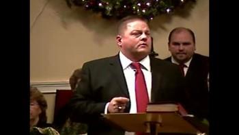 """JOY Has Dawned for Simeon"" 12-12-2010 - Sun AM Preaching  - Community Bible Baptist Church 2of2"