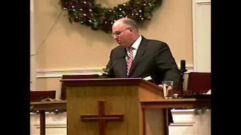 """""""How to Obtain a Good Report"""" - 12-12-2010 - Sun PM Preaching Community Bible Baptist Church 1of2"""