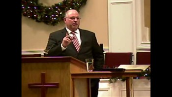 """""""How to Obtain a Good Report"""" - 12-12-2010 - Sun PM Preaching Community Bible Baptist Church 2of2"""