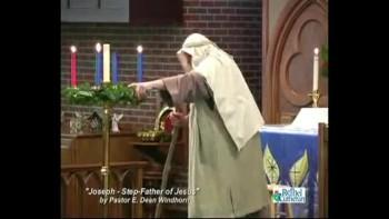 Joseph -  Step-father of Jesus  (12-12-10)