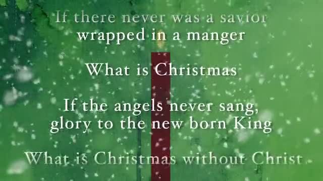 Kutless - This is Christmas - Christian Music Videos