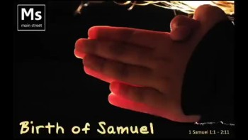 Birth of Samuel - y2_w11