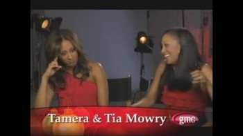 "gmc's ""Christmas Memories"" with the Mowry Twins"