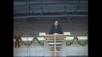 Kei To Mongkok Church Sunday Service 2010.12.19 part1/4