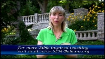 When God Speaks It's Done - Ljiljana Krstevski