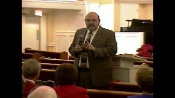 Sunday School 12-19-2010 Community Bible Baptist Church