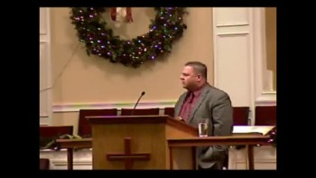 Spared for Another Year - 12-19-2010 - Sun PM Preaching Community Bible Baptist Church